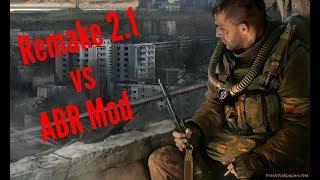 S.T.A.L.K.E.R.: Call of Pripyat  Before and After Mods in 2018 (Remake 2.1 vs ABR Mod)