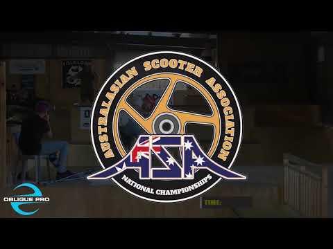Aaron Gardner - ASA Australia Scooter Finals Open (Boys/Mens)