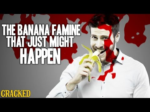 The Banana Famine That Just Might Happen