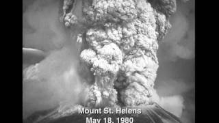 Mount St. Helens: May 18, 1980