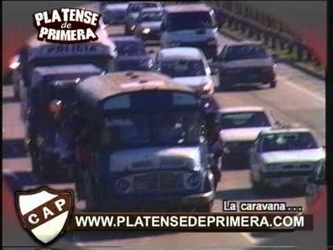 """""""8000 CALAMARES EN AVELLANEDA"""" Barra: La Banda Más Fiel • Club: Atlético Platense"""