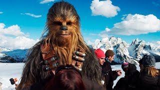 Хан Соло: Звёздные Войны. Истории — Русское видео о создании фильма (2018)