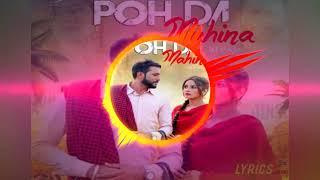 Poh Da Mahina – Jindu Bhullar Ft. Shehnaaz Gill