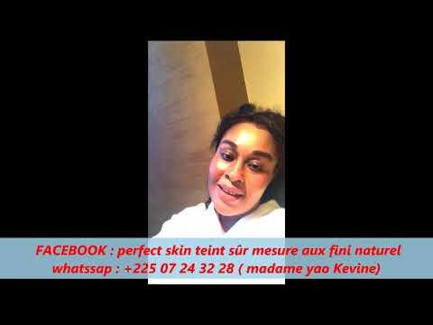 Le masque pour la personne de la desquamation et blanchissant