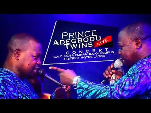 Adegbodu Live in Concert Lagos