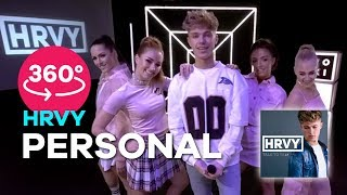 HRVY   Personal LIVE IN 360 DEGREES