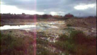 preview picture of video 'Alluvione a Usini e il primo cittadinino  preferisce dormire'