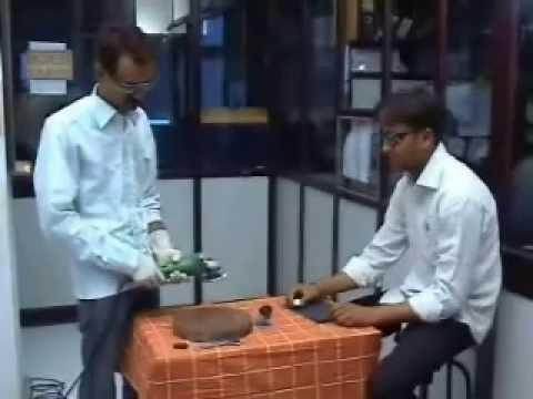 Portable Electrolytic Polishing Etching Machine