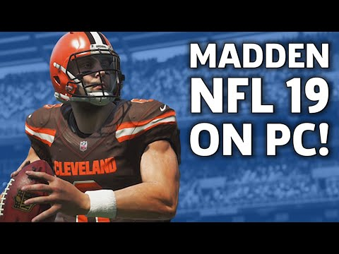 Gameplay de Madden NFL 19
