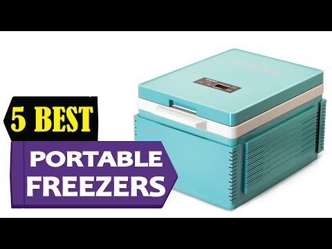 5 Best Portable Freezers 2018 | Best Portable Freezer Reviews | Top 5 Portable Freezer