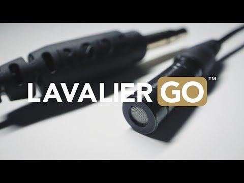 RØDE Lavalier GO (Interviste / presentazioni)