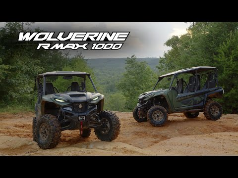 2021 Yamaha Wolverine RMAX4 1000 in Statesville, North Carolina - Video 3