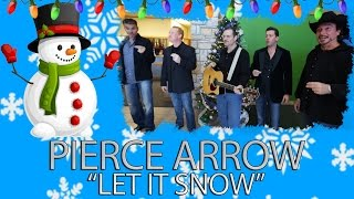 Pierce Arrow performs Let It Snow at Branson Tourism Center Video