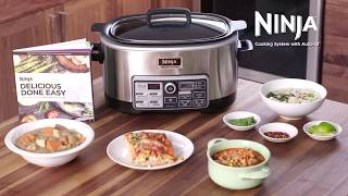 Ninja® Cooking System with Auto-iQ™