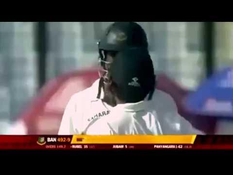 Rubel's Best Innings | Highest run in test cricket | Bangladesh Cricket Team