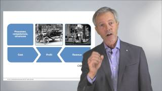 Business Architecture - A new way to view the world