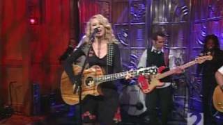 Taylor Swift - Our Song - Live Regis & Kelly 10-10-07