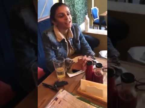 Islamabad Restaurant : Female owners dressing-down manager