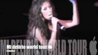 DELIRIO BAIXAR MI WORLD TOUR DVD ANAHI