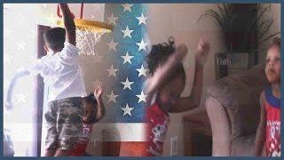 DANG! MY DAUGHTER GOT DUNKED ON! - Memorial Day Vlog