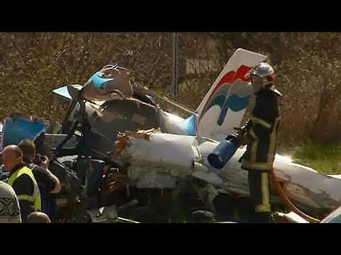 Αεροπορικό δυστύχημα στη Γαλλία λίγο πριν το Πάσχα των καθολικών