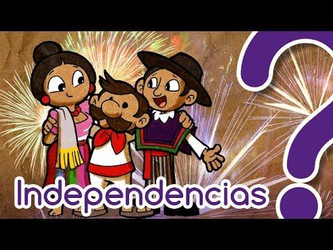 Hechos Interesantes Sobre La Independencia De Latinoamérica