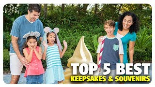 TOP 5 BEST Disney Keepsakes & Souvenirs | Best And Worst | 03/14/18