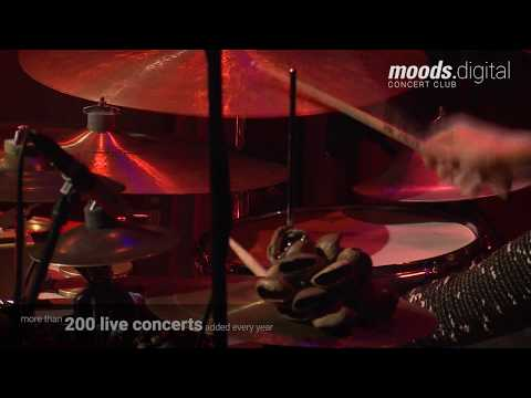 KALI Trio · 61 · Live at Moods online metal music video by KALI TRIO