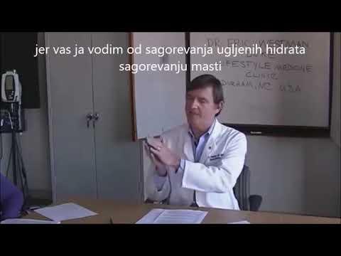Glavni klinički oblik dijabetičke neuropatije autonomnog