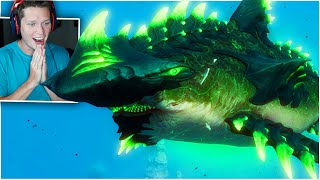 MAX ATOMIC SHARK UPGRADE! - Maneater: Truth Quest DLC Ending