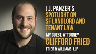 The Smart Apartment Advisor Show featuring Clifford E. Fried