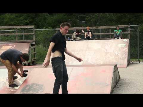 Manchester Skatepark // Curtis Blank