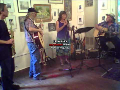 The Forest  by Cyril Caster  performed by FishCastle at Woodstock Historical Museum