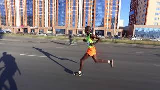 КЕНИЙЦЫ техника марафонского бега