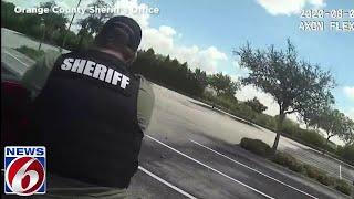Body camera video shows deputy shooting man in back at Florida Mall