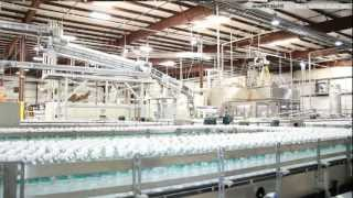KHS Reference Film - PET Bottling Line For Still Water At Silver Springs