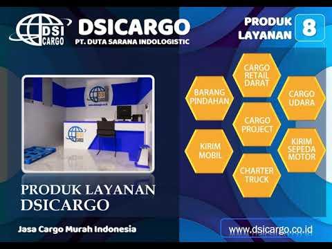COMPANY PROFILE DSICARGO 2021