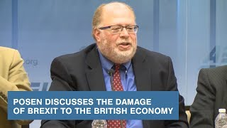 Damage of Brexit to the British Economy