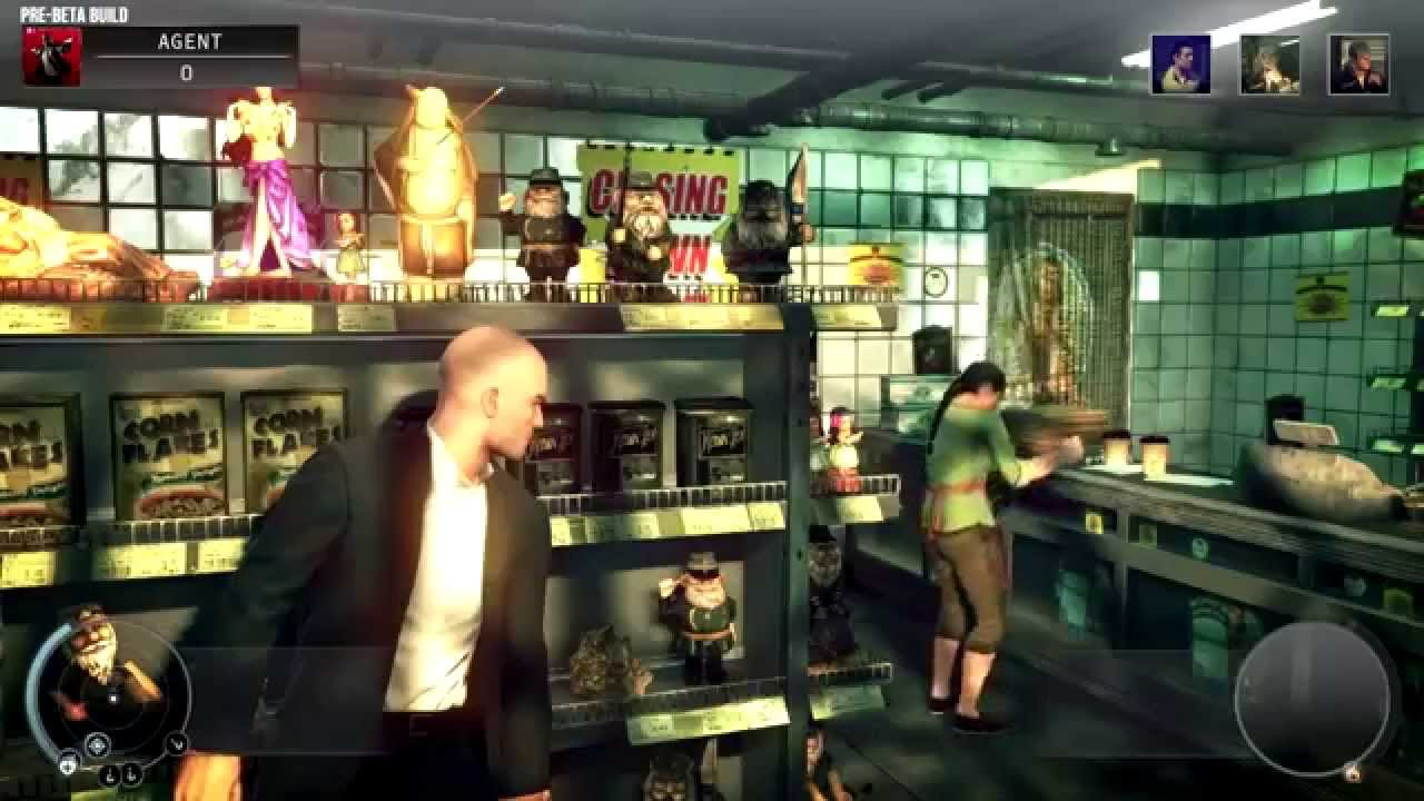 Watch Five Hits And One Kidnapping In 17 Minutes Of Hitman: Absolution