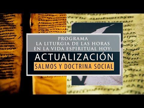 video Video de bienvenida al programa La Liturgia de las Horas en la vida espiritual hoy
