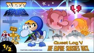 SUPER SMASH WARS 2: The Empire Smashes Back (Part 1/2) A Star Wars / Nintendo-Verse Mashup