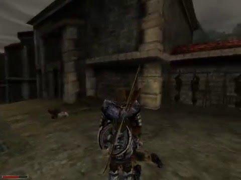 Gothic anb Jirkův Gameplay(22) Gomézovi démoni