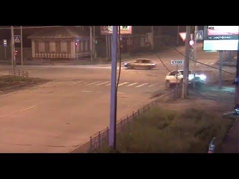 Одним светофором в Омске стало меньше