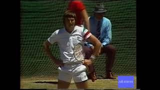 FULL VERSION Newcombe Vs Connors 1975 Australian Open