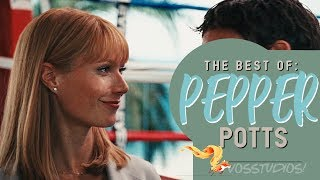 THE BEST OF MARVEL: Pepper Potts