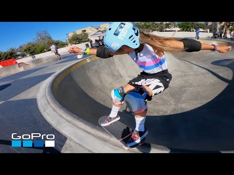GoPro: Sky Brown Welcome to the Team