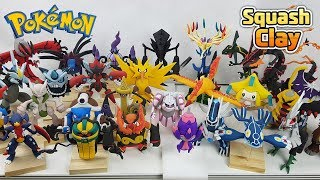 Pokémon Clay Art Collection