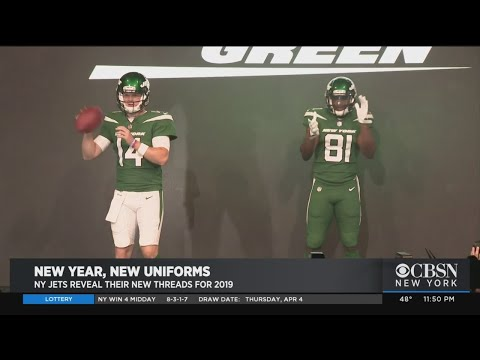 aa3adf13c77 Google News - New York Jets unveil new uniforms and logo - Overview