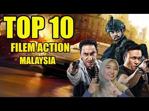 Top 10 Filem Action Malaysia