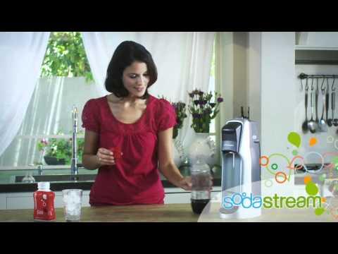 Máquina para elaboración de refrescos Sodastream